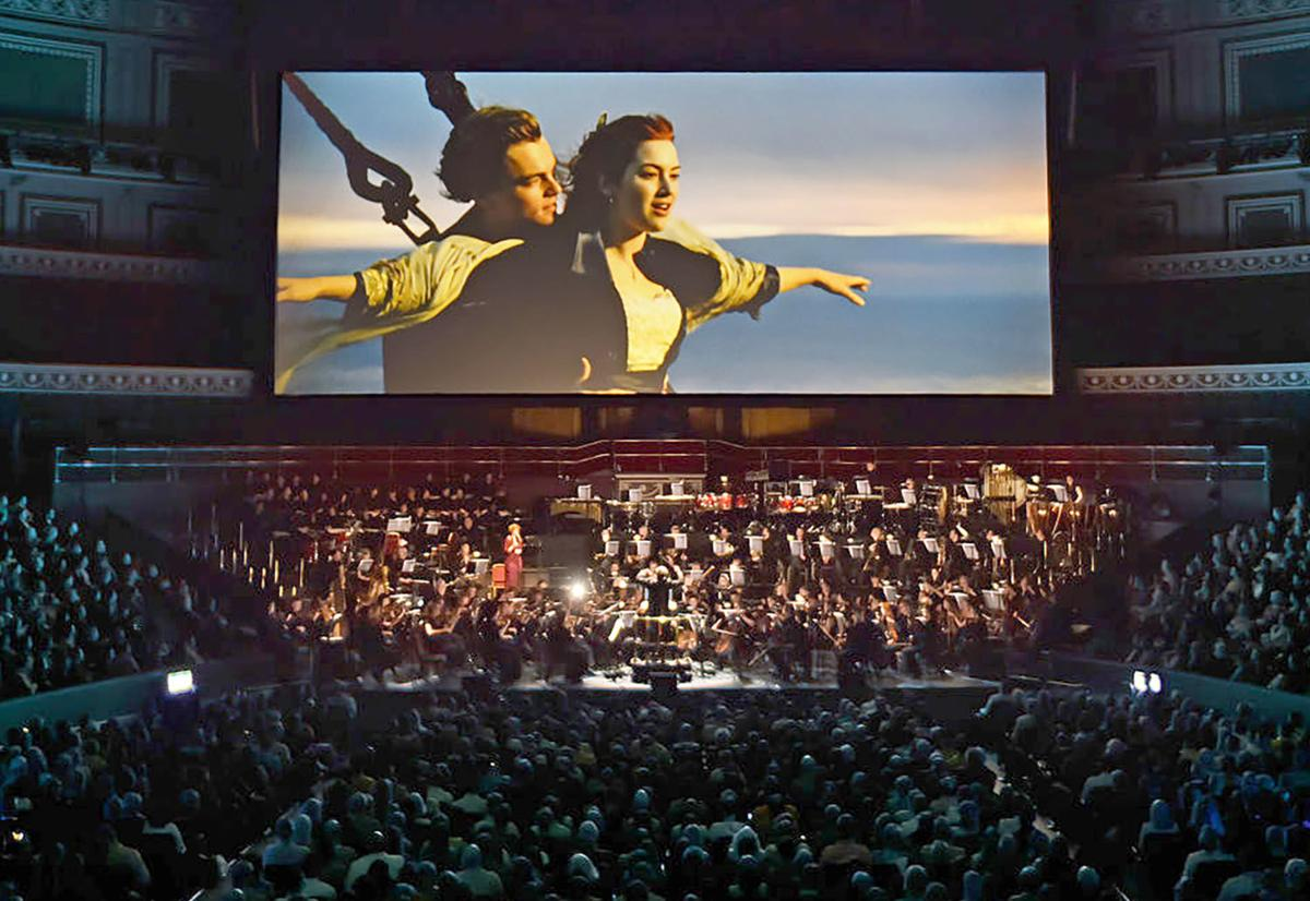 Titanic Live to make its Canadian premiere in Montreal
