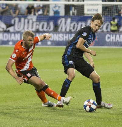 Impact headed to the Canadian Championship final