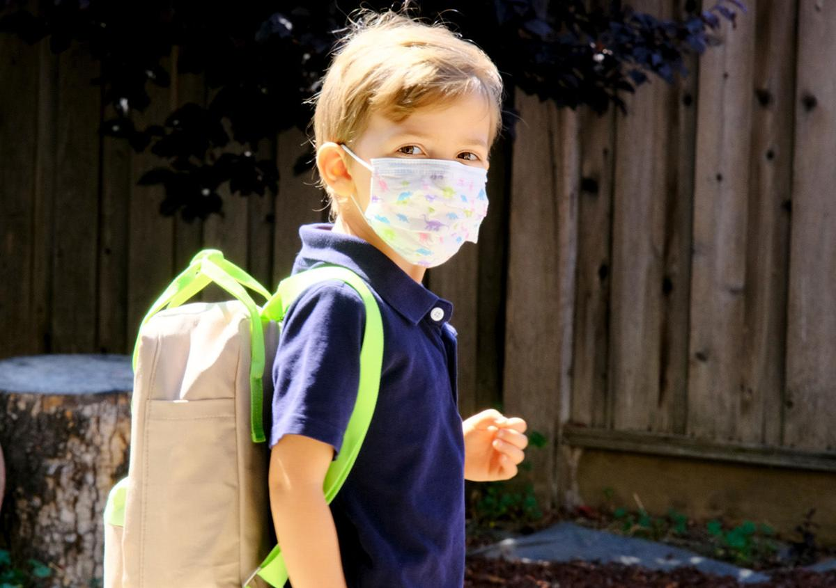 Dr. Mitch Shulman: Sending your child back to school in 2020