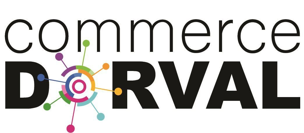 Dorval Main Streets changes name, logo