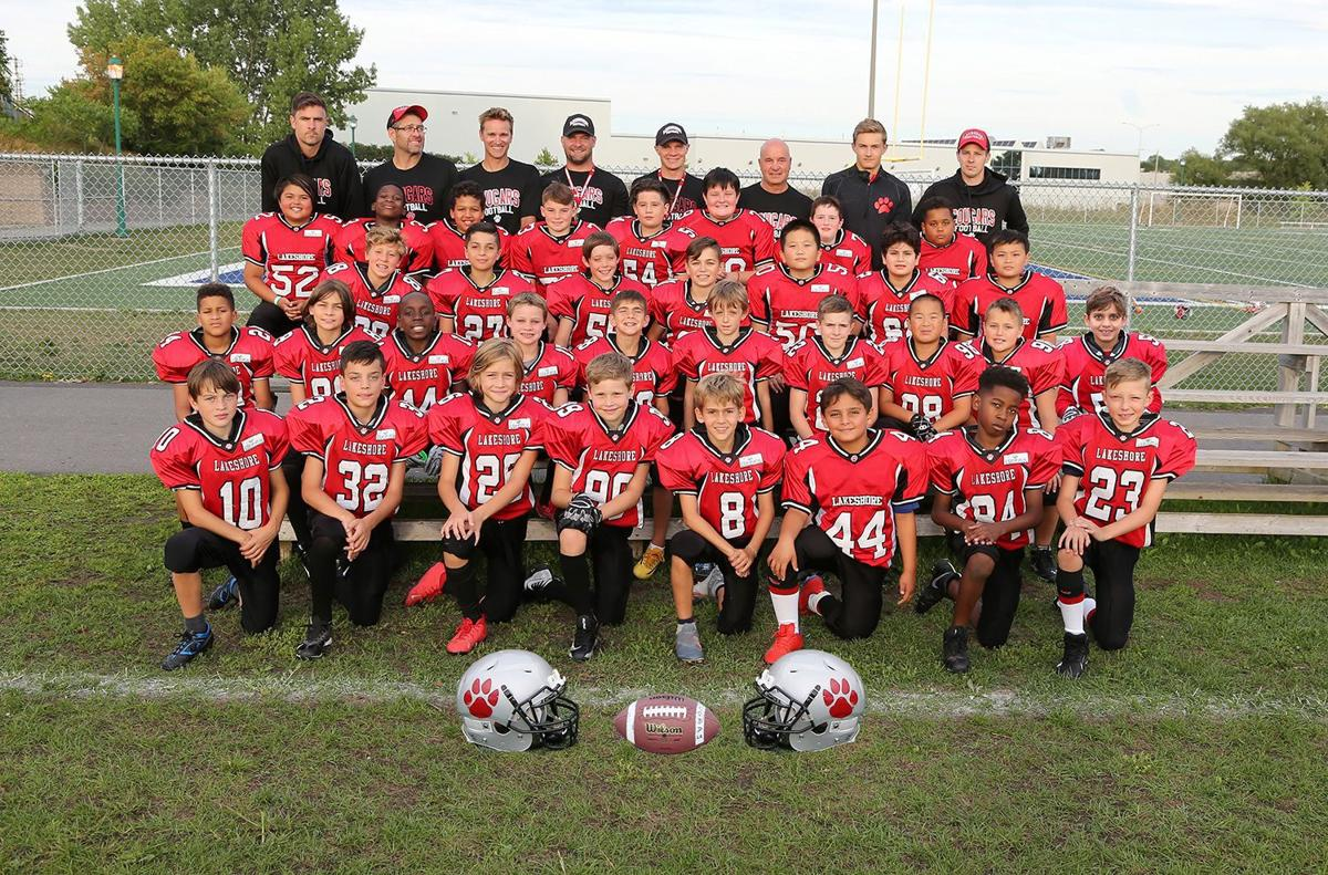 No caging the Cougars as Lakeshore claims four championships