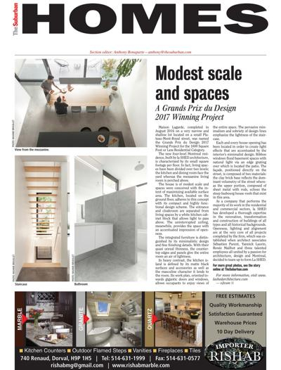 March @HOME Supplement