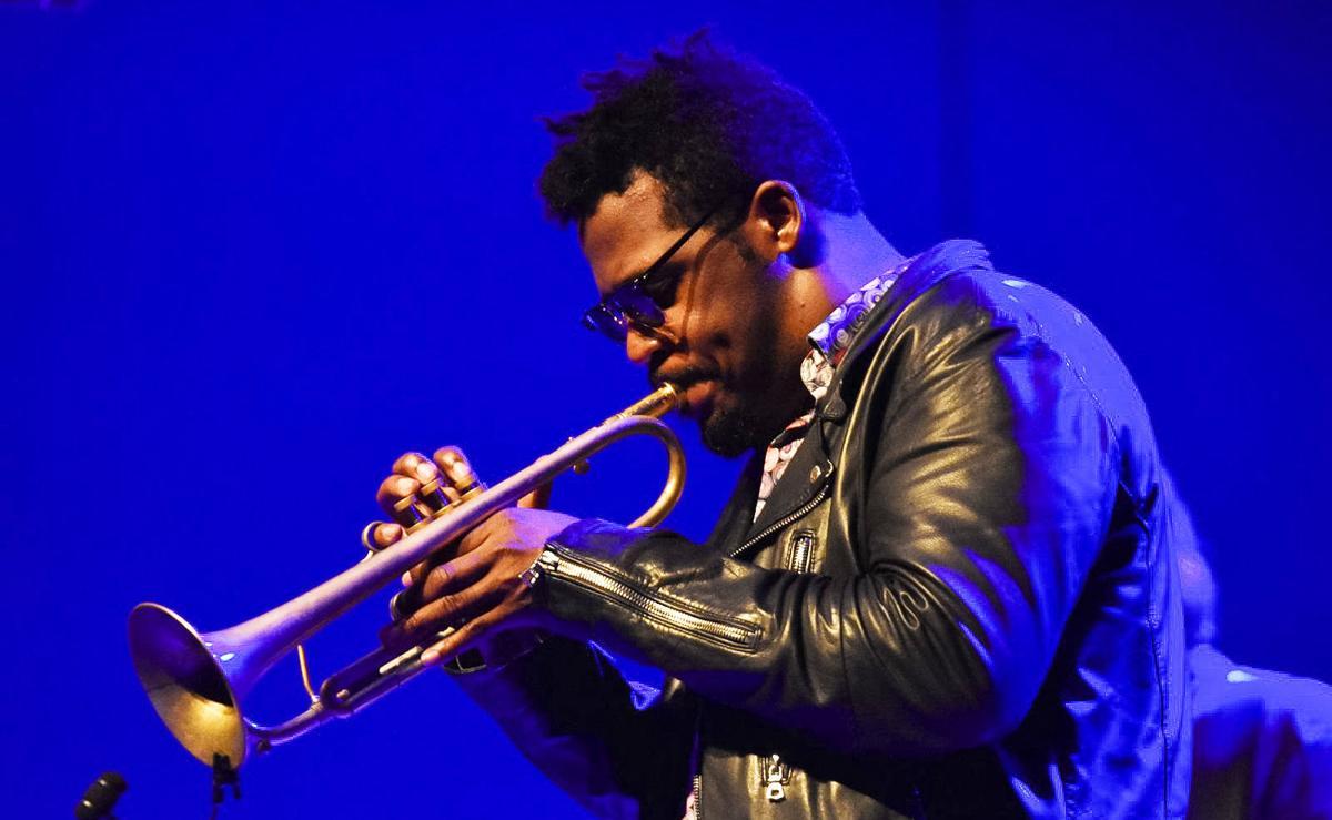 Les Soirees Jazz at Upstairs: Kendrick Scott Oracle and  Keyon Harrold