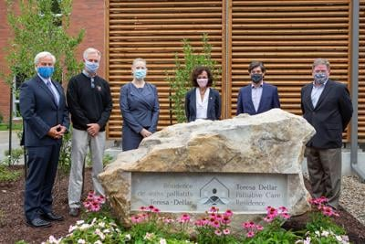 The West Island Palliative Care Residence renamed the The Teresa Dellar Palliative Care Residence