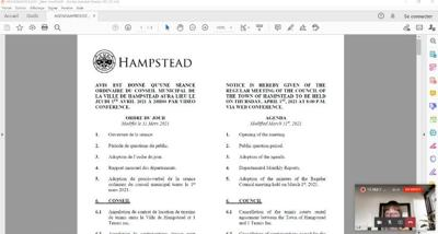 Hampstead councillor rejects resident request to abstain from votes