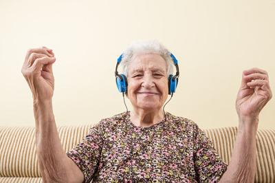Music as Therapy…… Not Just for Alzheimer's