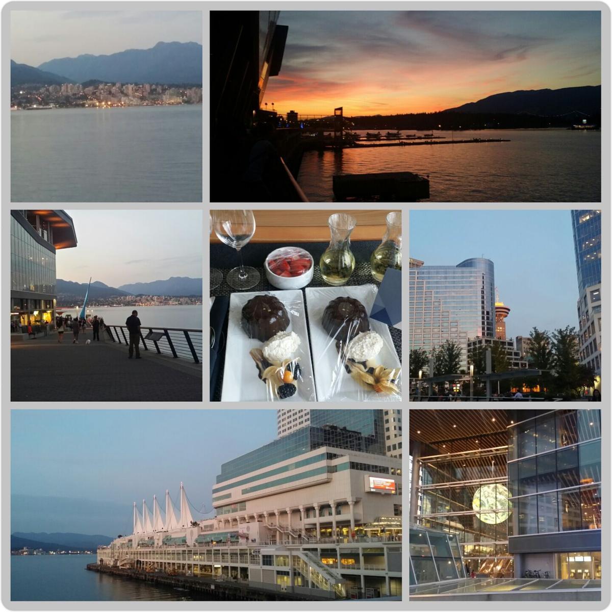 Daniela Caputo's Destinations: Canada West Coast destination - Province of British Columbia