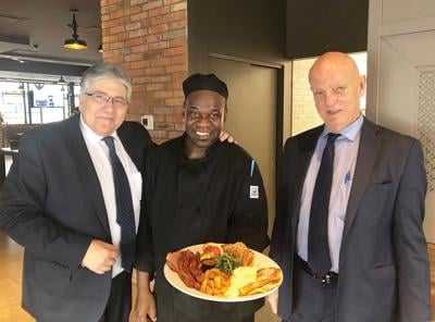 Brasserie Manoir: reviving the  'Picasso' tradition in NDG