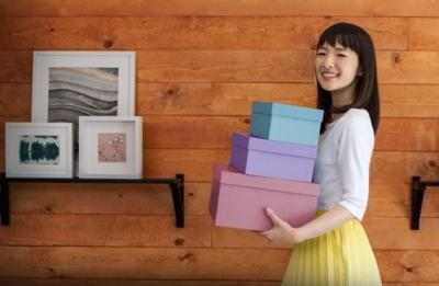 Houses & Homes: Tidying Tips from Marie Kondo