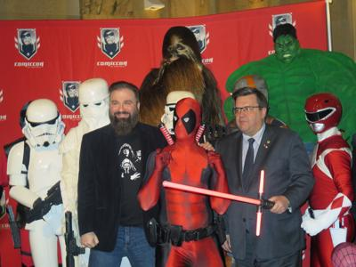 Montreal Comiccons 2016 Edition Aims To Attract 60000 People