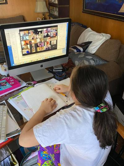 Student Voices: How certain local schools are continuing their curriculum online during the Coronavirus isolation