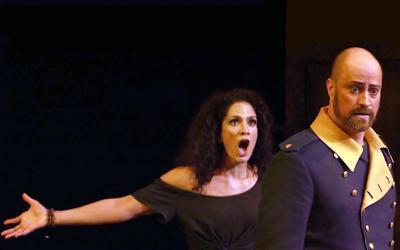 Opéra de Montréal webcasting Carmen by Bizet