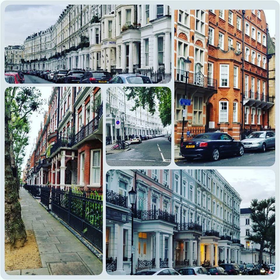 Daniela Caputo's Destinations: London, England