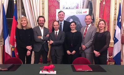 Laval, Lyon seal deal