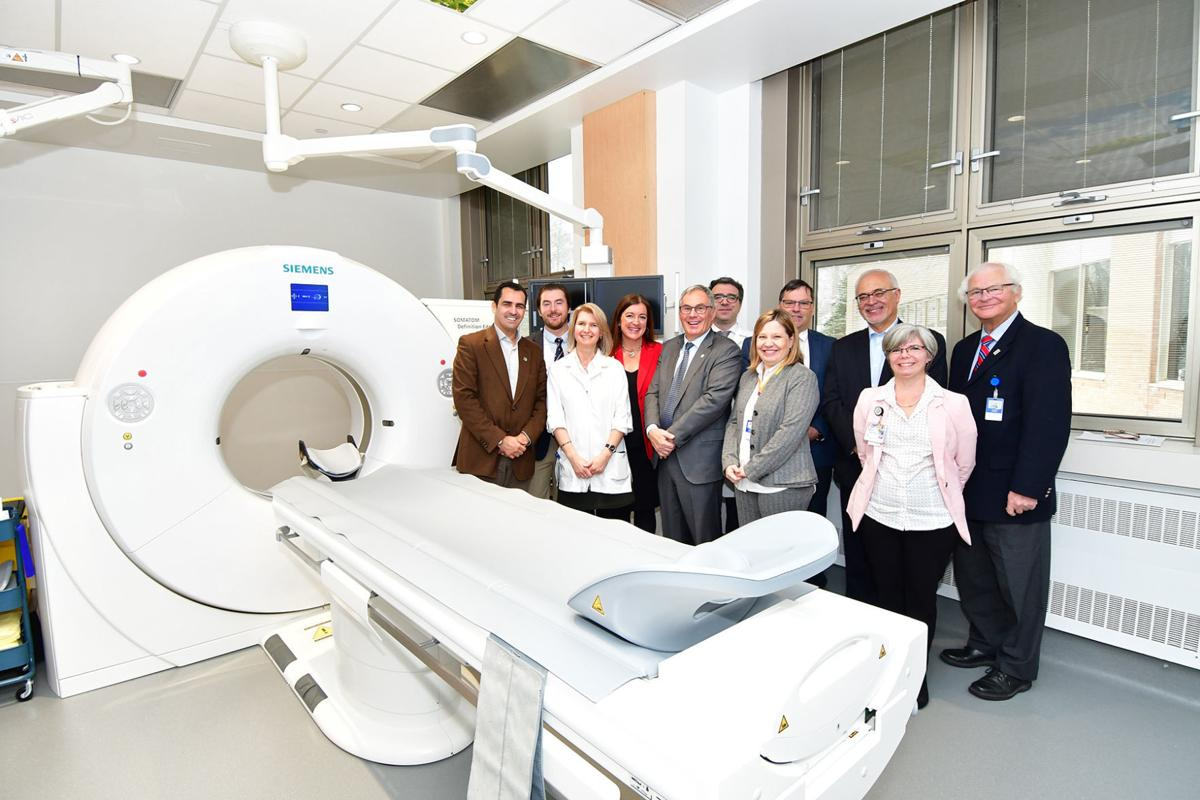 New CT Scan Room for LGH