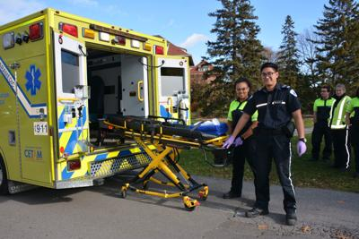JAC Paramedic Care Students get new training tool