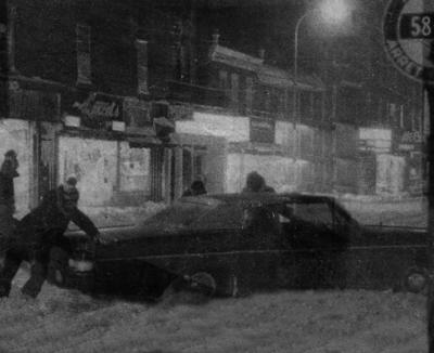 Verdun 40 years ago when winter had bite
