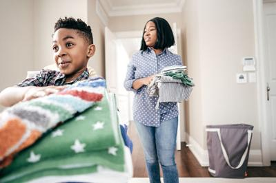 Melany Of MList: 4 Steadfast rules for organizing your child's room