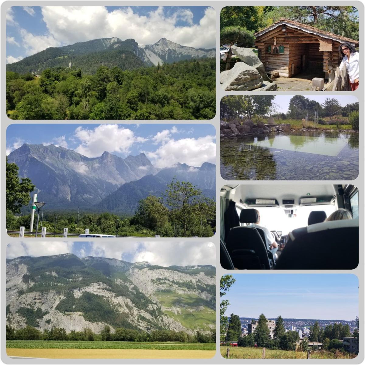Daniela Caputo's Destinations: Switzerland - Part 2