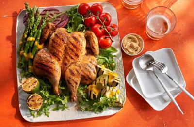 Recipe: 4 Summer recipes for perfect entertaining