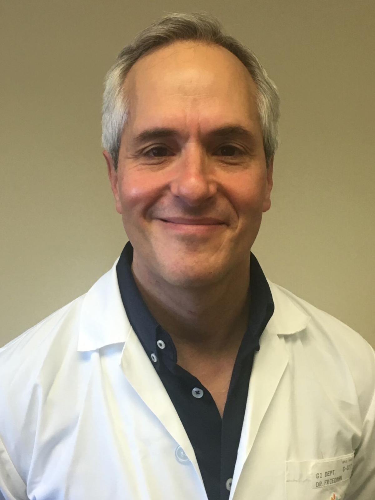 Dr. Gad Friedman