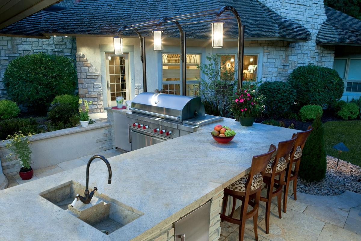 Ingredients for the perfect outdoor kitchen | City News ...