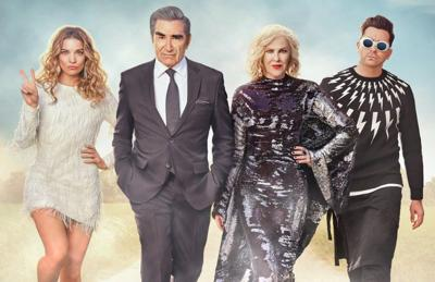 Entertainment: Schitt's Creek returns for sixth and final season