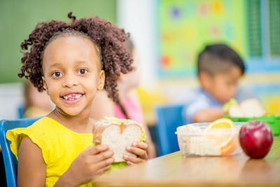 Parenting 101: Healthy back-to-school lunch ideas