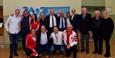 Maccabi Canada's First Ever Reunion