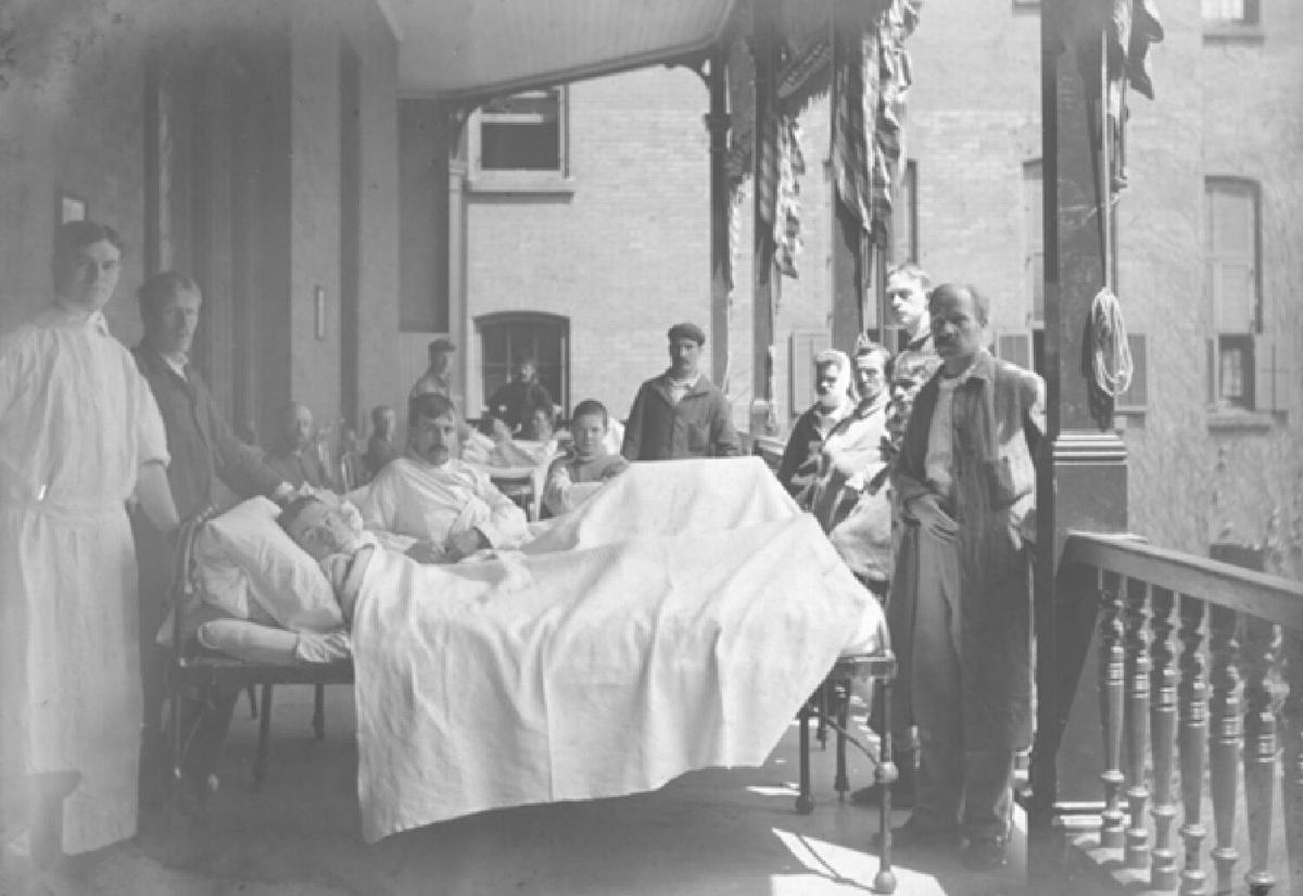 Montreal General Hospital celebrating 200 years of history