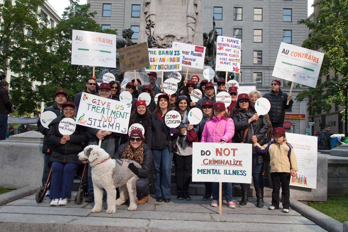 Eighth annual Montreal Walks for Mental Health takes place Oct. 16