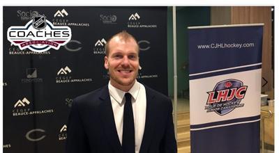 Pier-Alexandre Poulin named CJHL Coach of Year