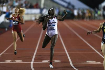 Katherine Surin working to be on track for Tokyo