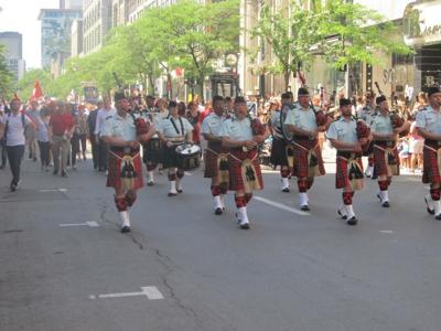 Montreal's Canada Day parade goes virtual