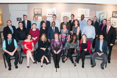Volunteers honoured in St. Laurent