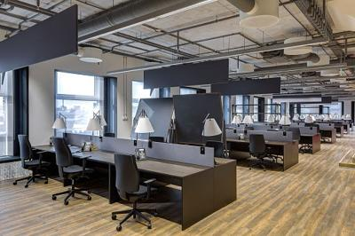The Business Of Business: The trouble with open office spaces