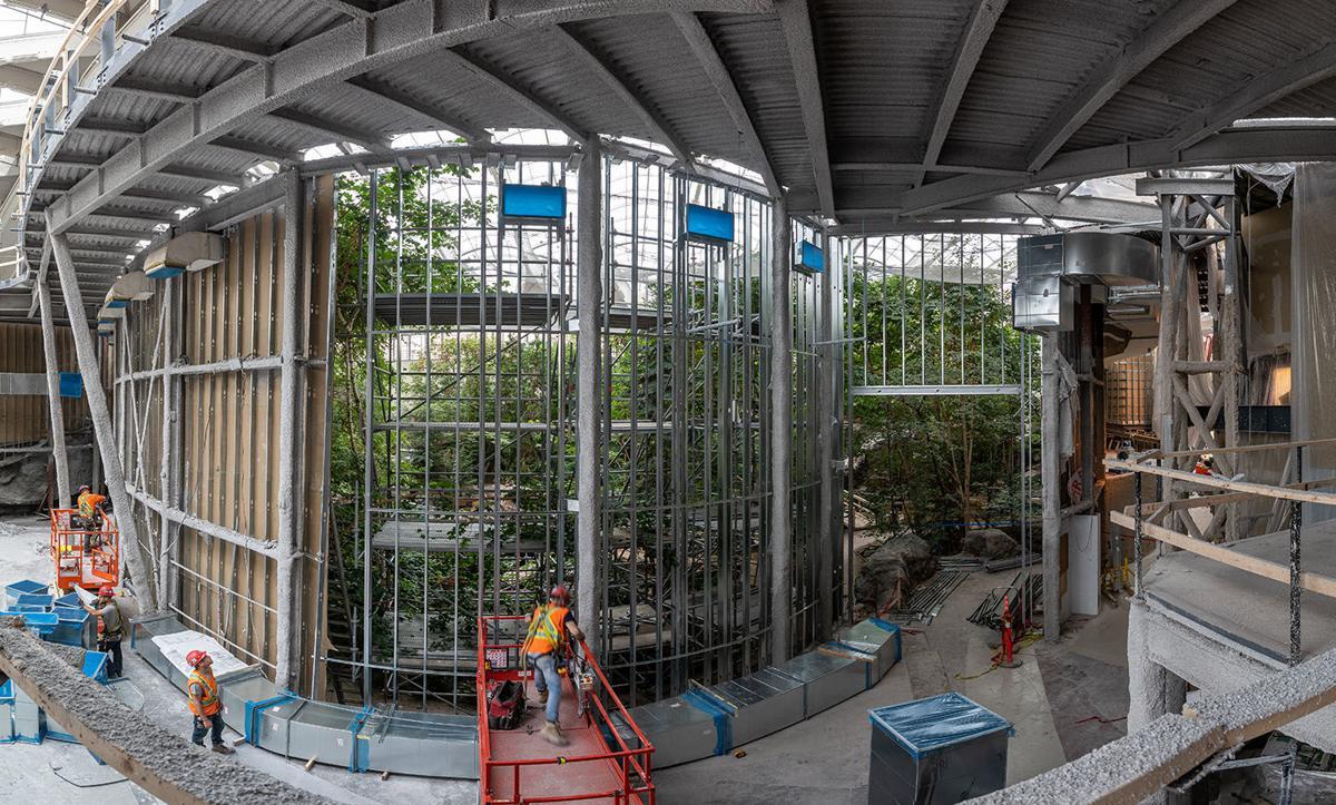 Biodôme to reopen in spring 2020