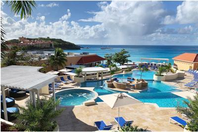 Sea, sand, sun and more in Sint Maarten / St. Martin