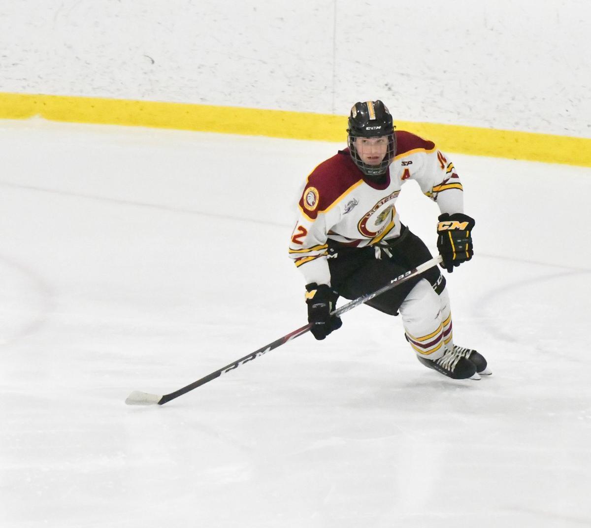 Adam Cardona hopes to follow in his grandfather's skate strides