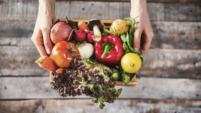 Healthy Life: Eating organic on a budget