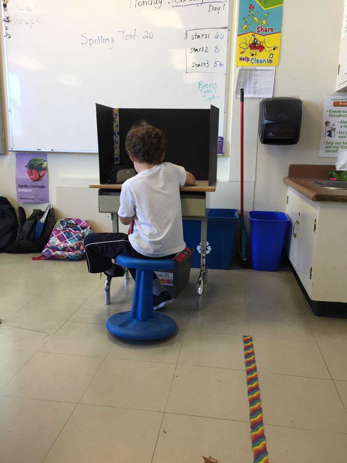 Flex seating: a cultural shift