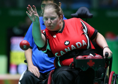 Marco Dispaltro and Alison Levine among seven boccia athletes named to Lima 2019 Parapan Am Games team