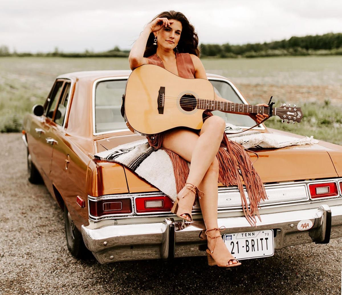 Local singer Brittany Kennell one of eight finalists in SiriusXM Top of the Country competition