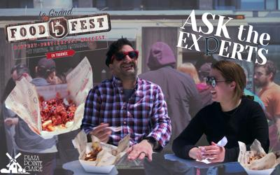 Ask The Experts presented by Plaza Pointe Claire - Poutine Fest