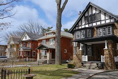 Single-family home market enabled the Montreal area to make up for sales that were lost during the spring