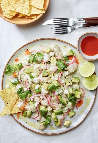 Recipe: Red Snapper Ceviche