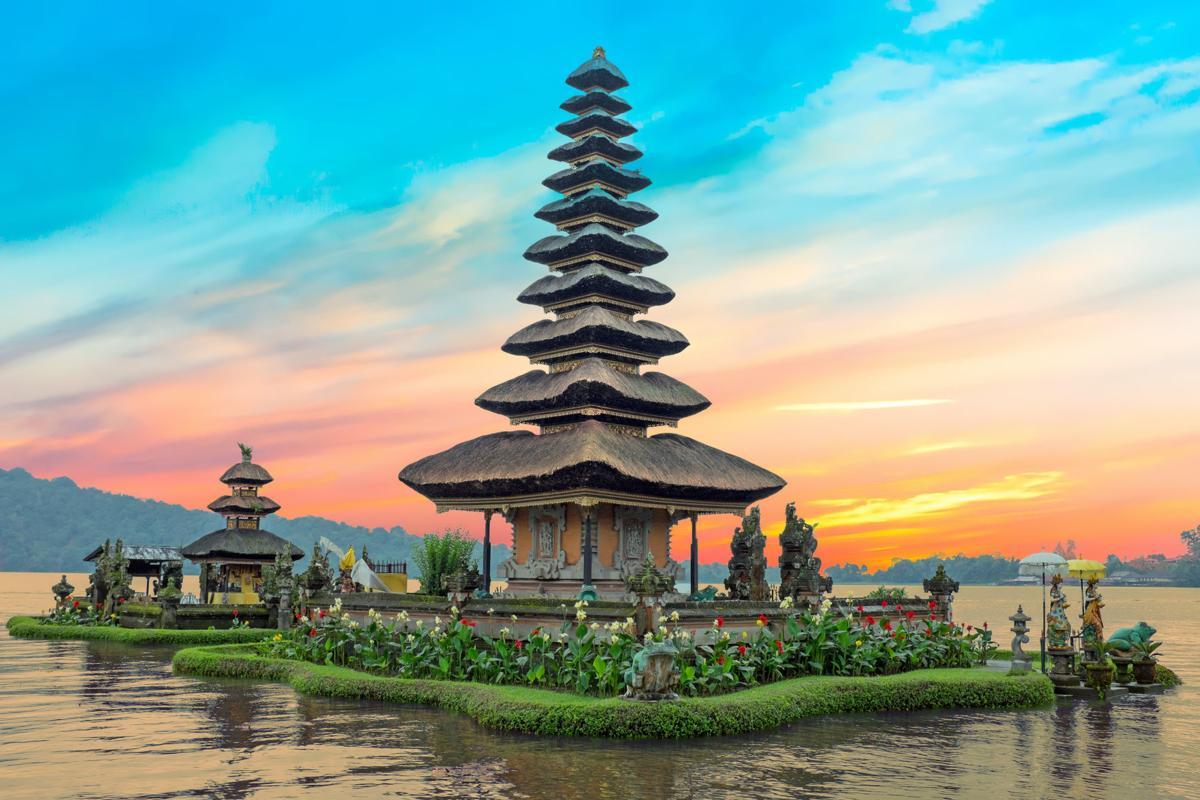From backpackers to the affluent, discover Bali