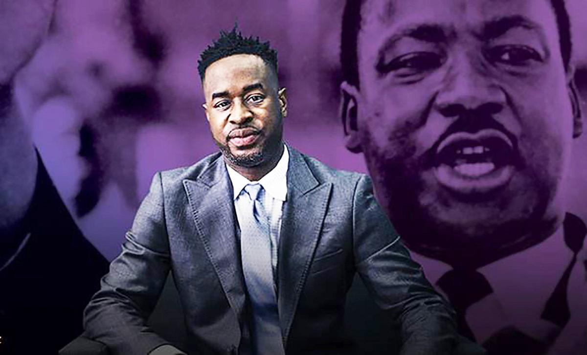 A celebration of Dr. Martin Luther King Jr.