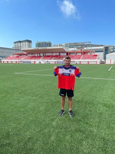 Montrealer Noah Eisenberg hopes to rock Gibraltar in Division 1 soccer