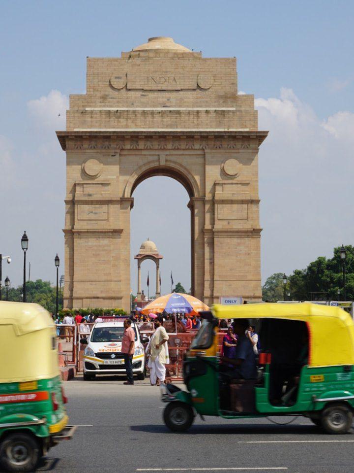 Daniela Caputo's Destinations: New Delhi, India